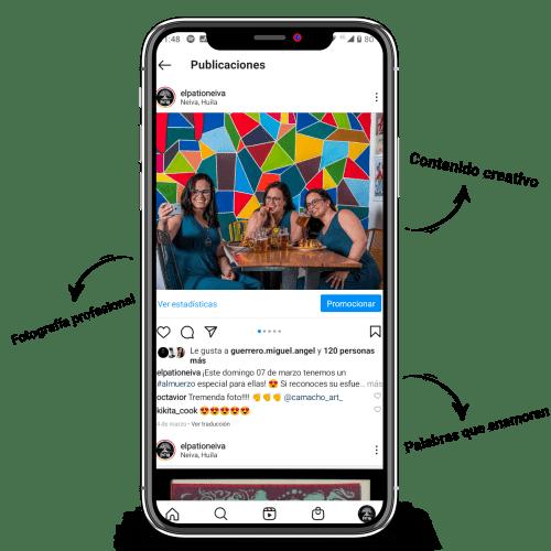 Social Media Ejemplo 1 - Agencia de Publicidad Cultura Digital - Neiva