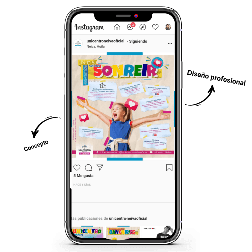 Social Media Ejemplo 3 - Agencia de Publicidad Cultura Digital